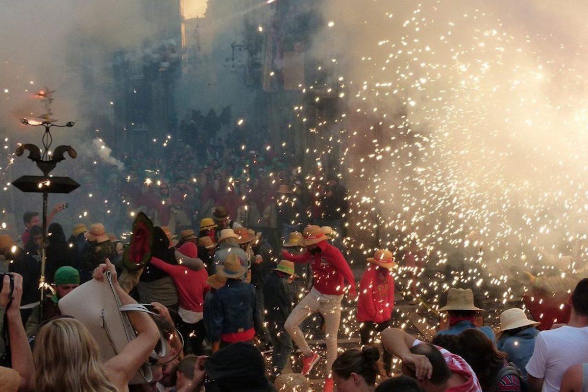 Fiestas de La Mercè 2019