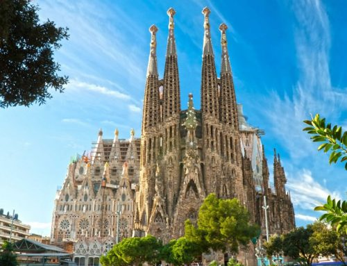 SAGRADA FAMILIA 2019: LATEST NEWS AND WORKS