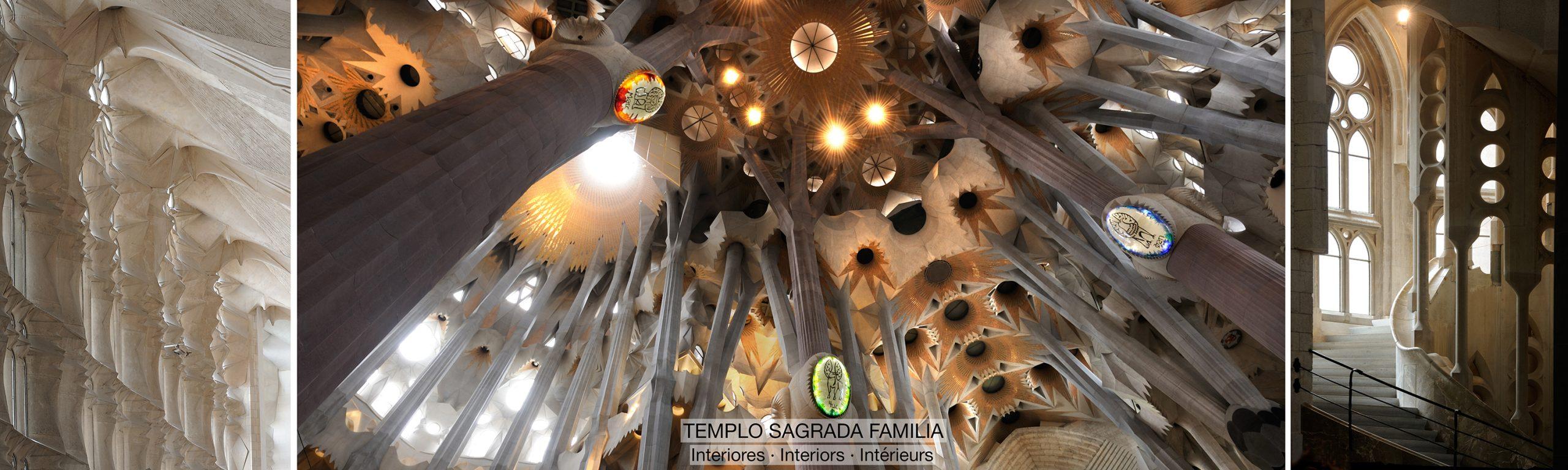 Templo de la Sagrada Familia, Barcelona