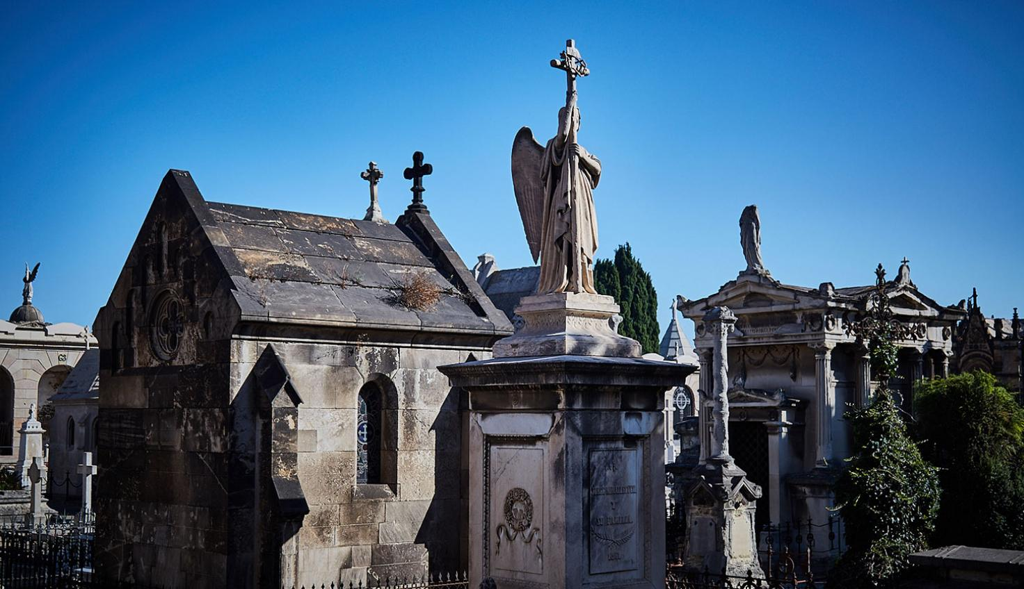 Cementerio de Poblenou