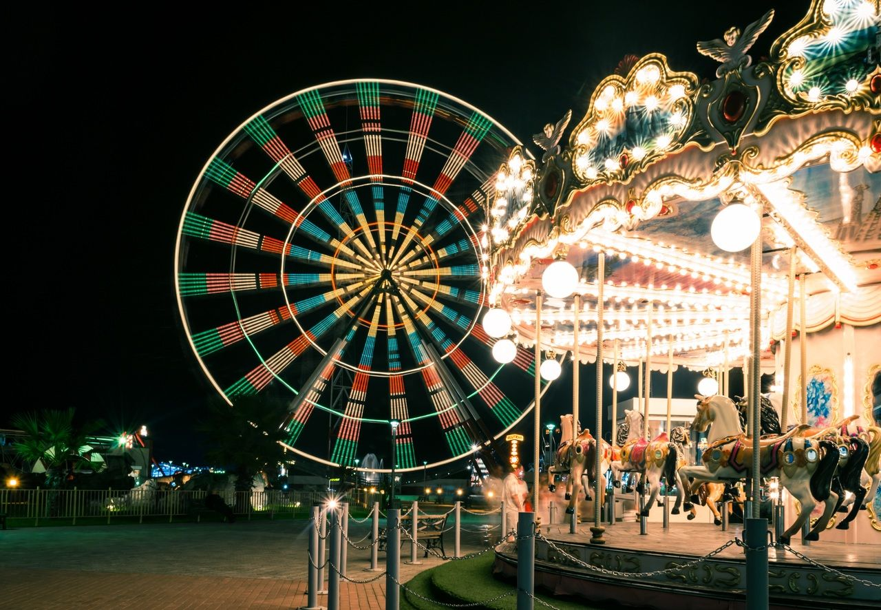 Feria de Navidad en el Port Vell 2019