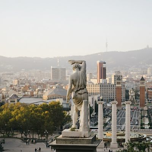 montjüic, barcelona