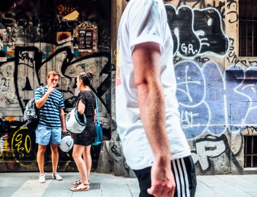 Walking the city to discover it! Original walking tour in Barcelona