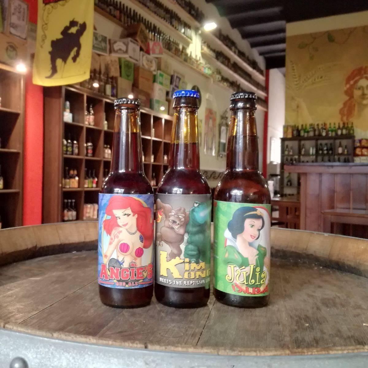 La cervecita nuestra de cada dia cerveza artesana