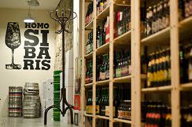 homo sibaris craft beer