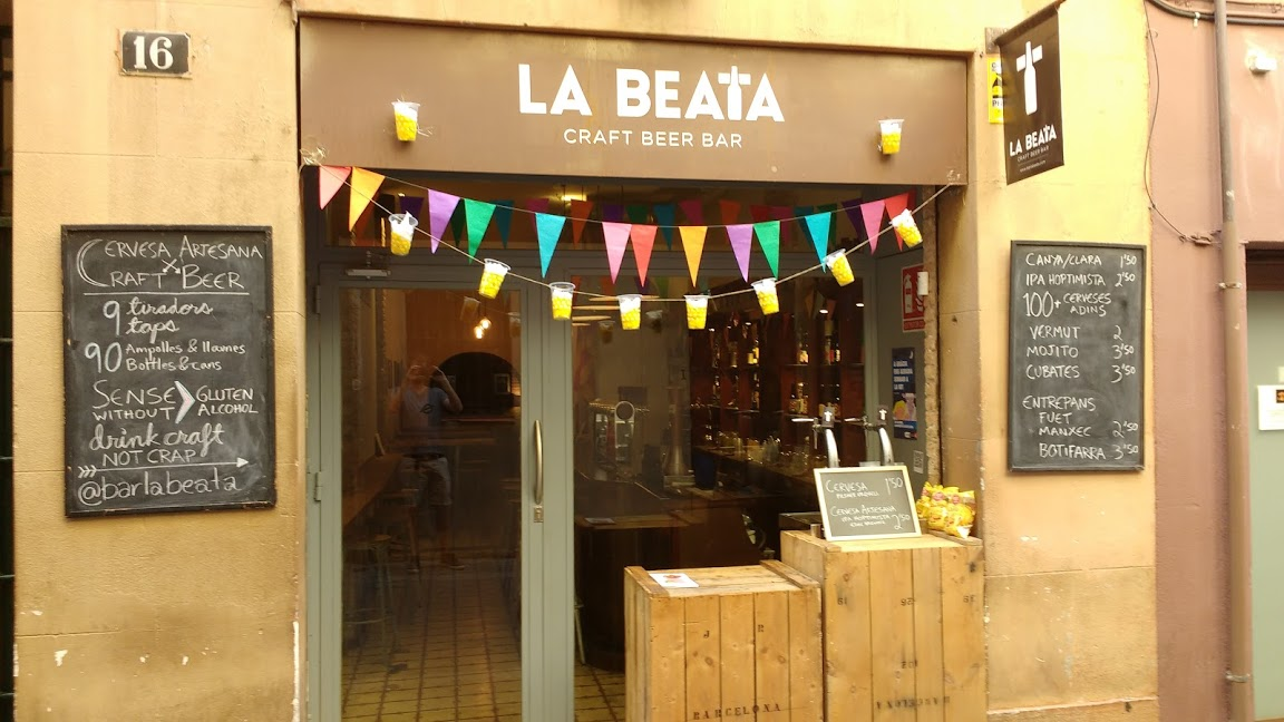 La beata craft beer