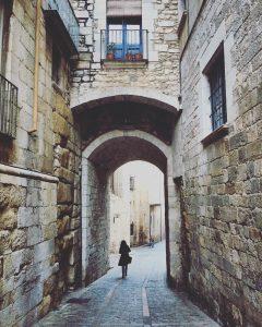 Barrio Judía Girona