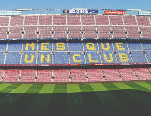¡Descubre la Barcelona más deportista esta primavera!