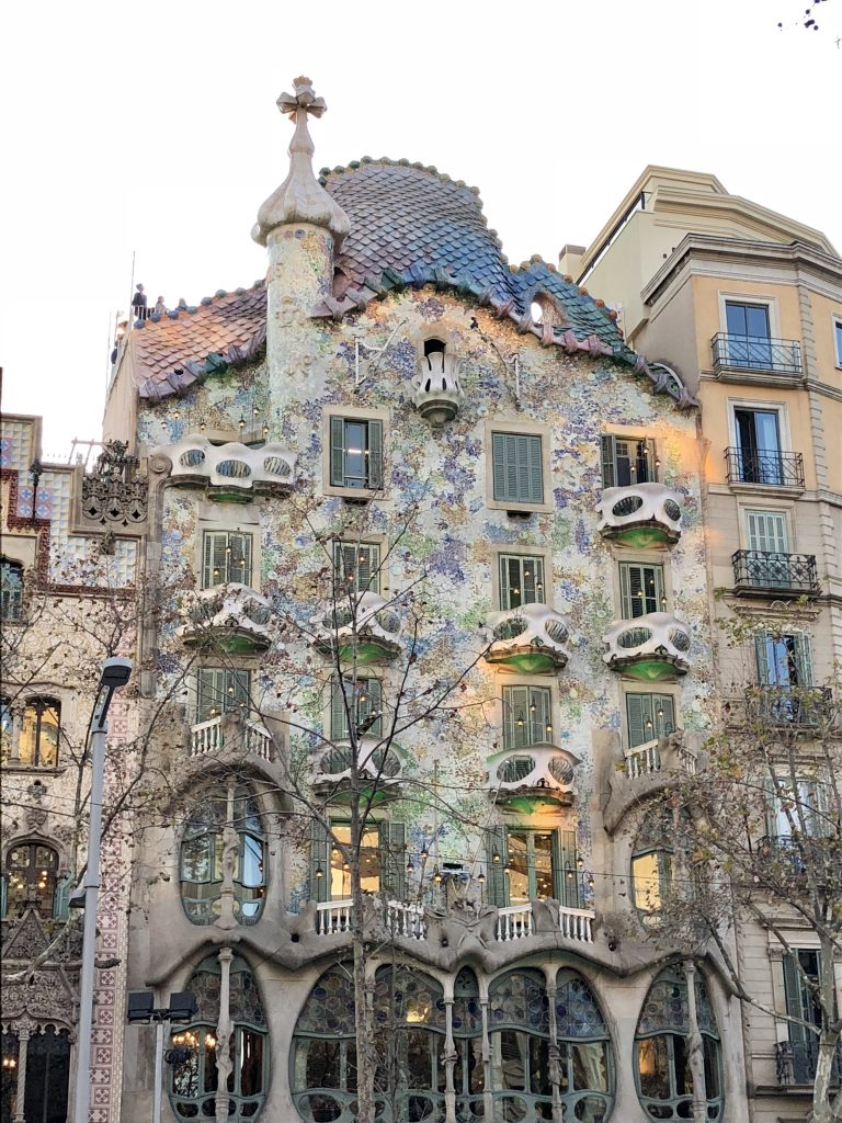 Visita virtual Casa Batlló