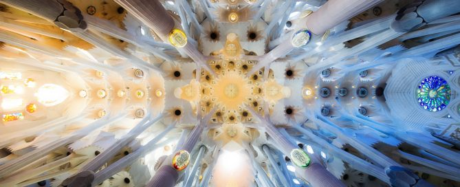 Visita virtual Sagrada Familia