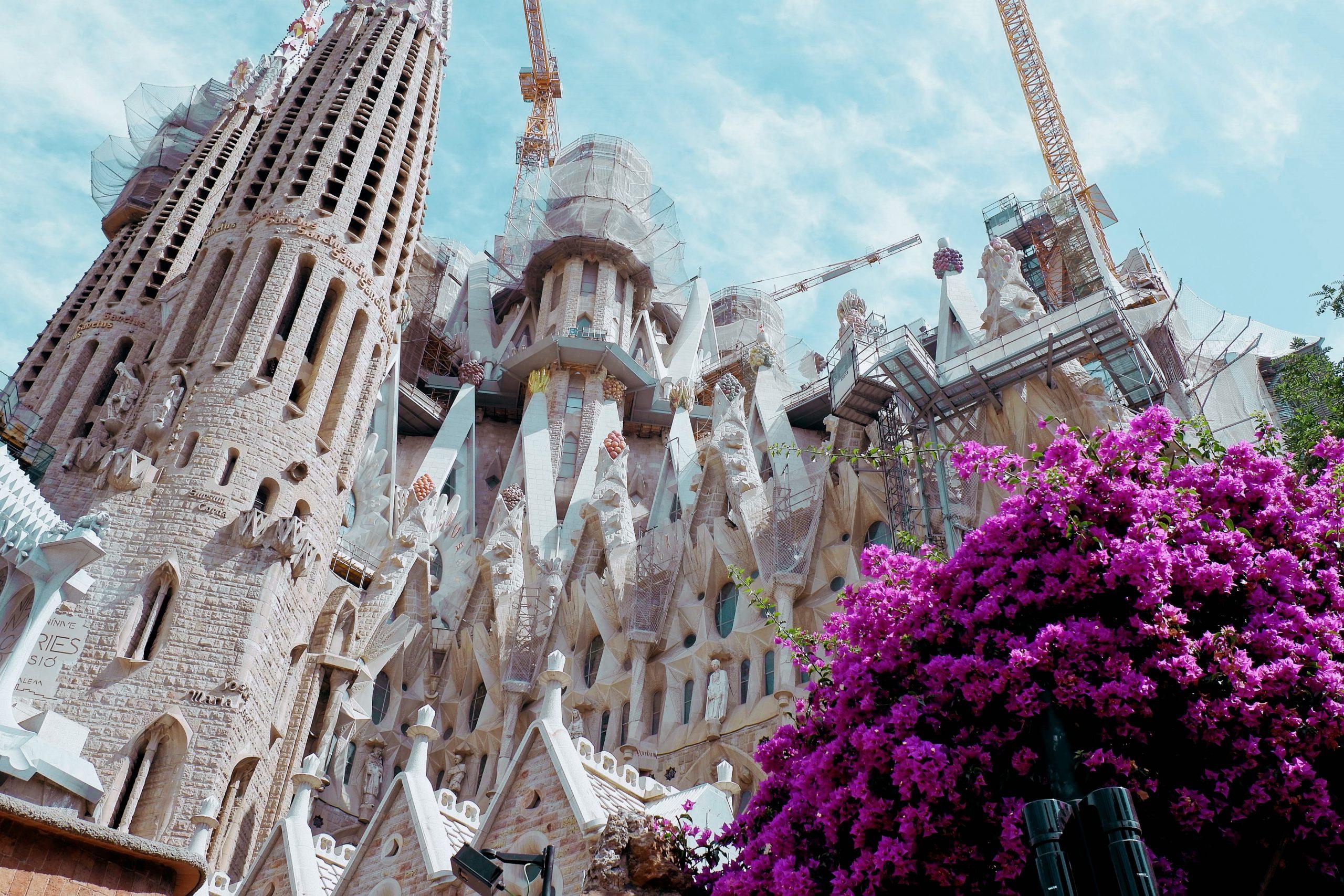 Visita virtual Sagrada Familia