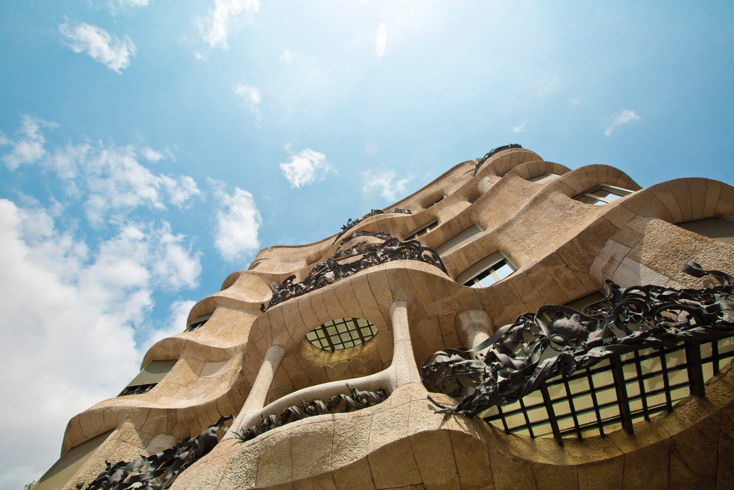Visita Virtual La Pedrera Barcelona