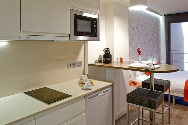Apartamentos Barcelona centro