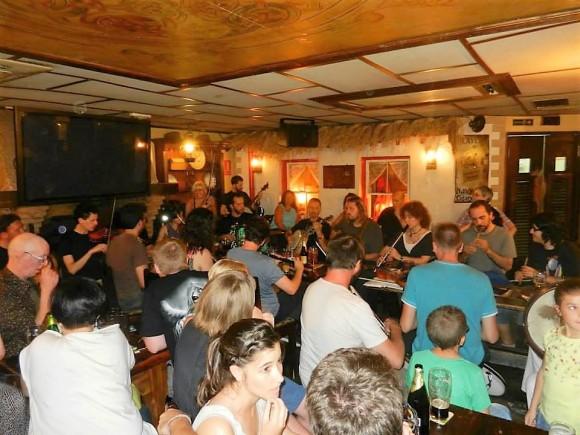 Michael Collin Irish Bar Barcelona
