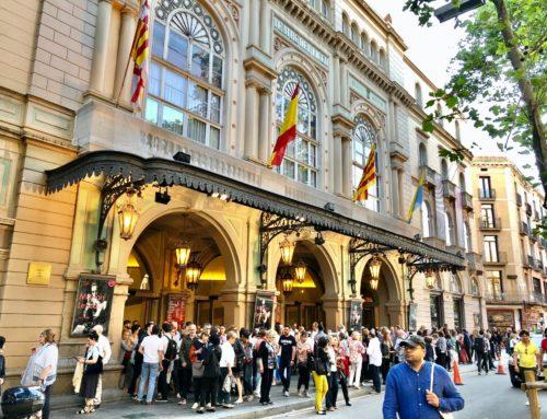 Ruta por los teatros más icónicos de Barcelona
