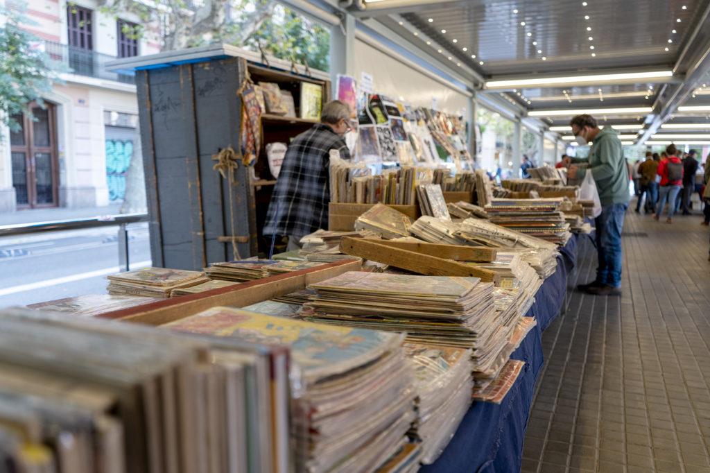 Mercat de Sant Antoni Planes baratos Barcelona