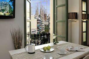 Alojamiento en Barcelona centro